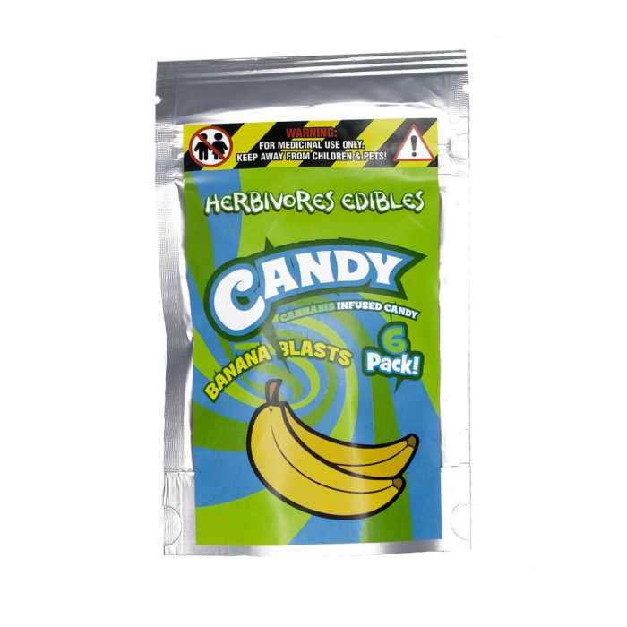 Banana Blast Candy