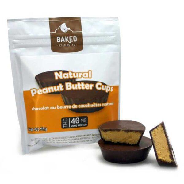 Infused Choco Peanut Cup