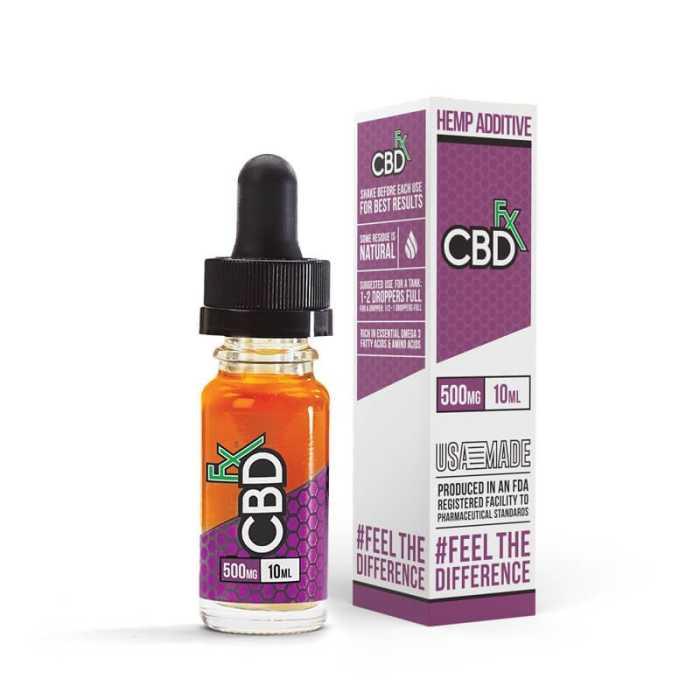 CBD Hemp Additive Oil