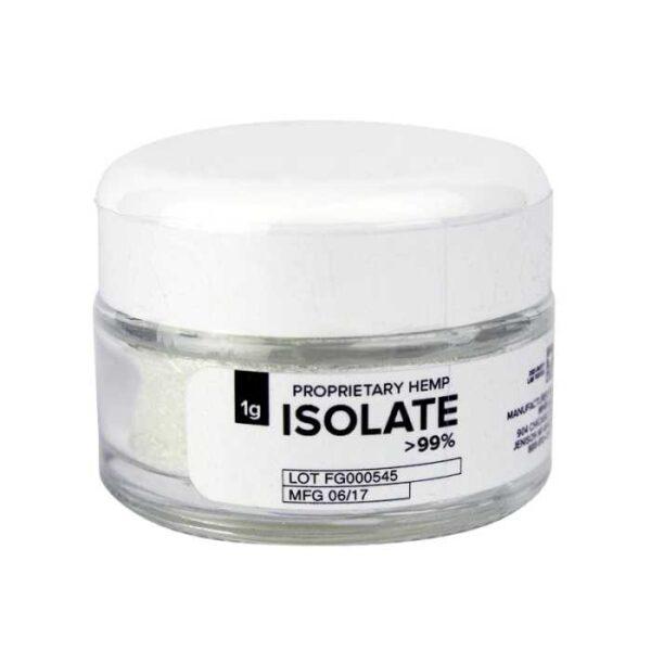 CBD Isolate Hemp Extract