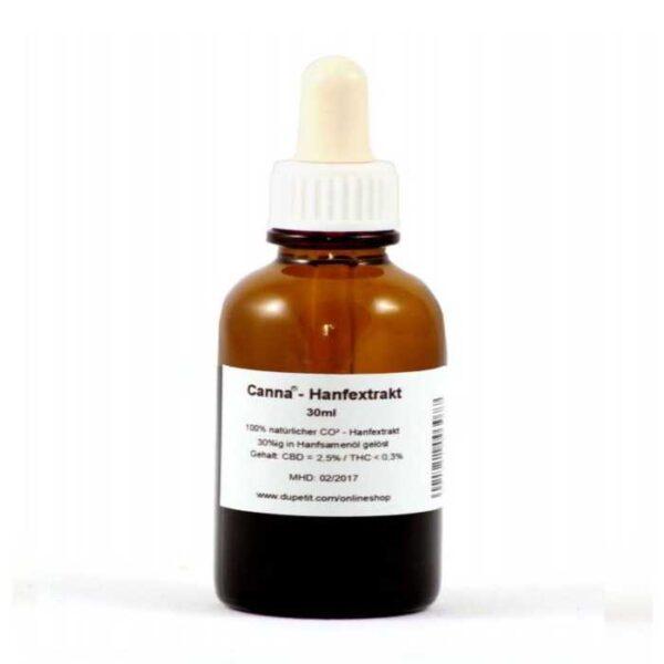 Canna Hanfextrakt Seed Oil