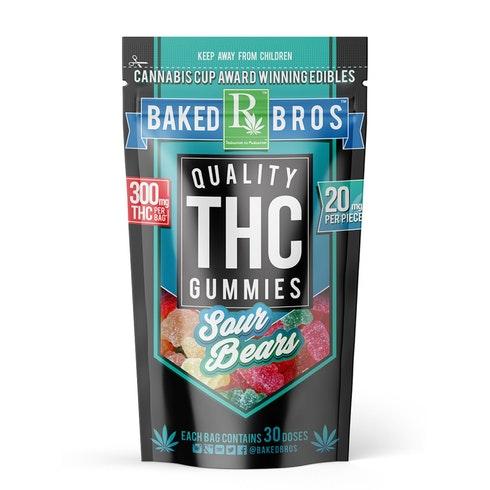 Sativa Sour Gummy Bears