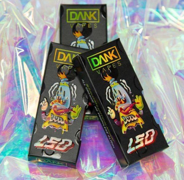 LSD Dank Vapes Cartridges