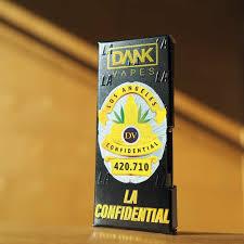 La Confidential Dank Vapes