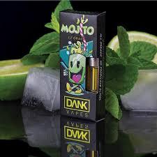 Mojito Dank Vapes Carts