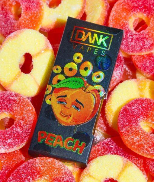 Peach Dank Vapes Carts
