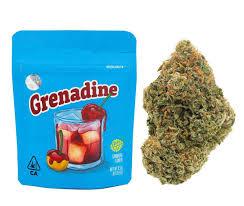 Grenadine Weed Strain